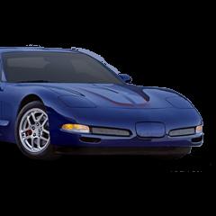 1997-2004 Corvette