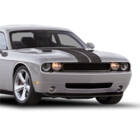 08-12 Challenger Without SRT-8 /& 392 Front R /& L Side Air Dam Exstensions MOPAR