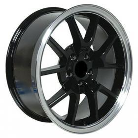 FR500 Style Replica Wheels