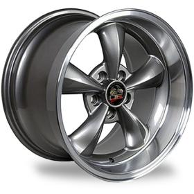 Bullitt Style Replica Wheels
