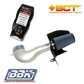 Cold Air Intake & Tuner Combo Kits