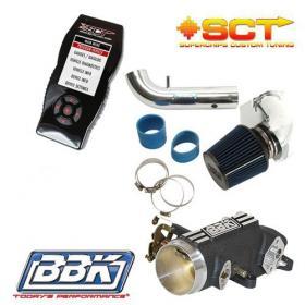 Cold Air Intake & Tuner Combo Kits