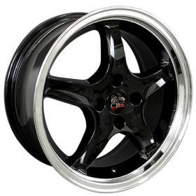 Cobra R Style Replica Wheels