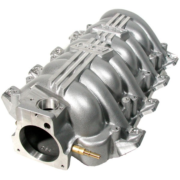 BBK SSI Intake Manifold - Silver (97-04 GM LS1) 5004 2017 Ford Taurus Sho Interior