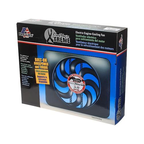 Flex A Lite Black Magic Extreme Electric Fan 79 93