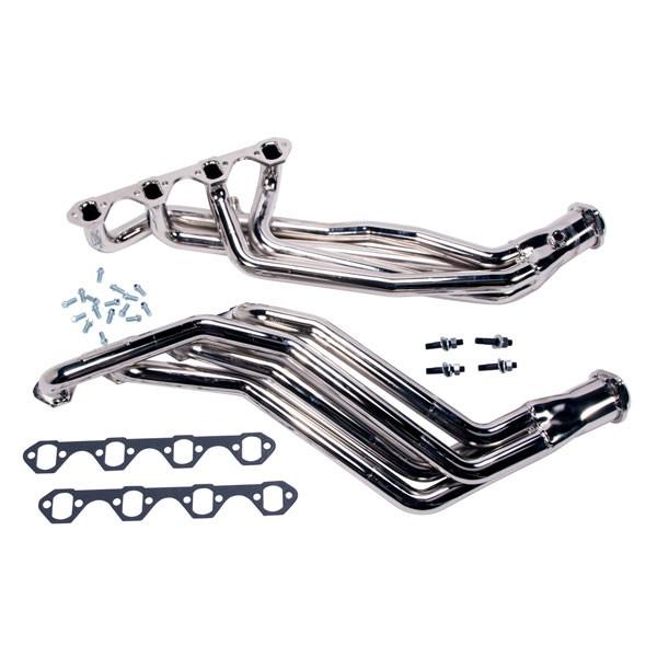 """OPEN BOX BBK 1-5/8"""" Chrome Full Length Headers (86-93 Mustang 5.0)"""