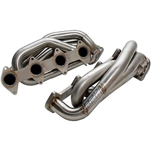 "BBK 1-5/8"" Tuned Length Shorty Headers - Stainless (2005-10 Mustang GT) BBK 16125"