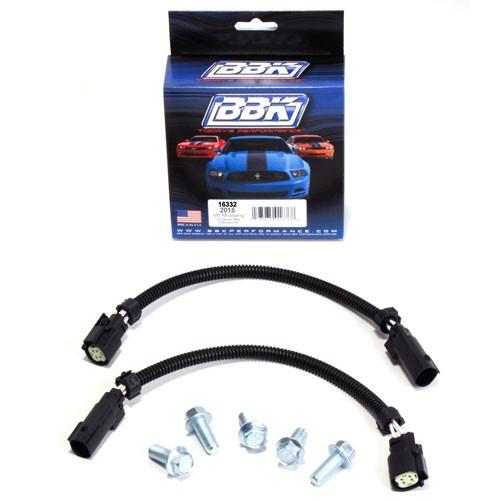 BBK Performance Long Tube Header Hardware Kit (2015-16 Mustang GT) 16332