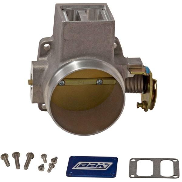 BBK 80mm Throttle Body - Cable Throttle (05-12 Hemi V8) 1791