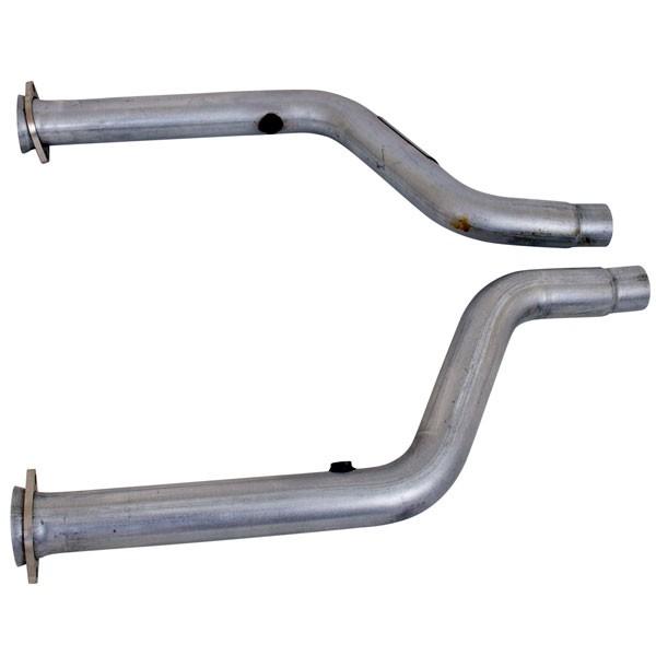 "BBK 2-3/4"" Short Off-Road Mid-Pipe (05-12 Charger/Challenger/300 5.7L) 1797"