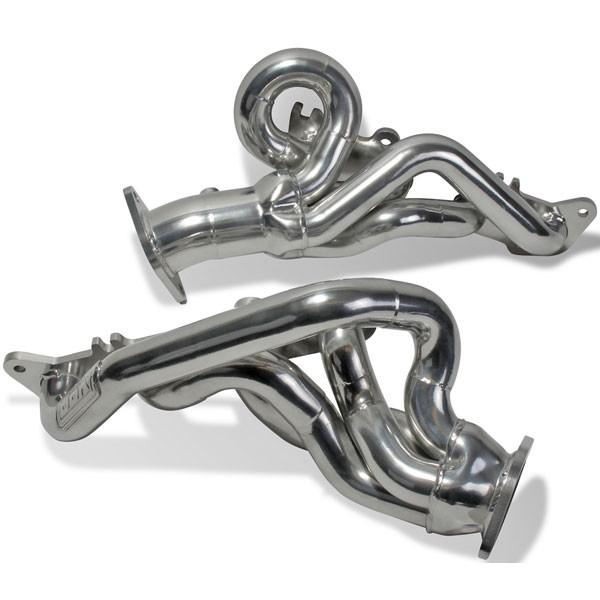 "BBK 1-3/4"" Shorty Headers - Ceramic Coated (15-17 Mustang GT)"