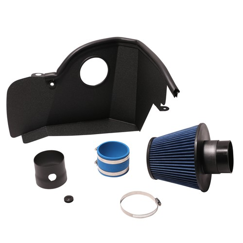 USED BBK Blackout Cold Air Intake (15-17 Mustang EcoBoost)