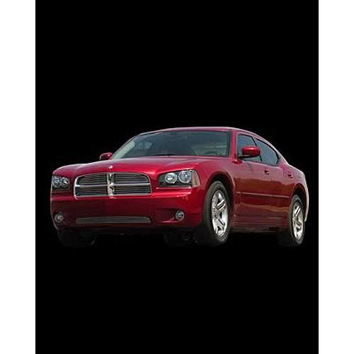 2006-09 Dodge Charger Carriage Works Billet Front Grille - Brushed
