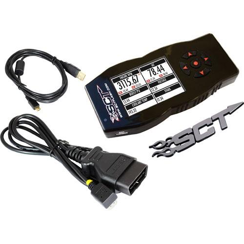 SCT X4 Dodge Power Flash Tuner (10-16 Challenger, Charger) 7215