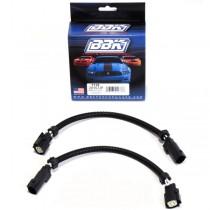 BBK O2 Sensor Extensions - Front (15-17 Mustang GT & V6)