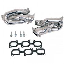 BBK Shorty Headers - Ceramic Coated (11-17 Mustang V6)