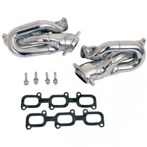 USED BBK Shorty Headers - Ceramic Coated (11-17 Mustang V6)