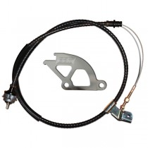 *OPEN BOX* BBK HD Adjustable Clutch Cable & Quadrant Kit (79-95 Mustang)