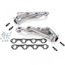 BBK 351W Swap Shorty Headers - Ceramic Coated (1979-93 Mustang) BBK 15110
