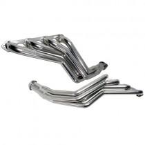 """USED BBK 1-5/8"""" Full Length Headers - Chrome (94-95 Mustang 5.0)"""