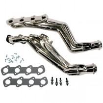 """BBK 1-5/8"""" Full Length Headers - Chrome (96-04 Mustang GT) 1541"""