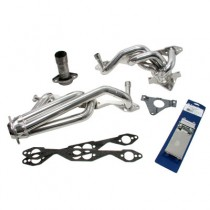 USED BBK Shorty Headers - Chrome (95-97 Camaro/Firebird LT1 w/ Dual Cat) 1568