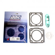 BBK 75mm Throttle Body Gasket Set (86-93 Mustang 5.0L) 1573