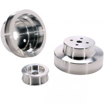 OPEN BOX BBK Aluminum Underdrive Pulley Kit (88-95 GM Truck 5.0, 5.7L)