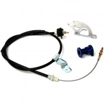 BBK HD Adjustable Clutch Cable & Quadrant Kit (96-04 Mustang)