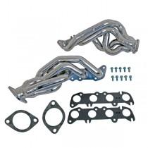 """BBK 1-3/4"""" Shorty Headers - Ceramic (11-14 Mustang GT, Boss) 16320"""