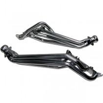 """OPEN BOX BBK 1-3/4"""" Full Length Headers - Chrome (11-17 Mustang GT)"""