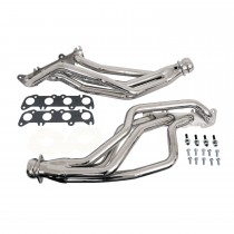 "BBK Coyote 5.0 Swap 1-3/4"" Chrome Full Length Headers (79-04 Mustang)"