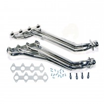 "BBK 1-5/8"" Full Length Headers - Chrome (2005-10 Mustang GT) BBK 1641"