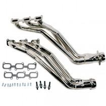 """USED BBK 1-3/4"""" Full Length Chrome Headers (11-17 Mustang V6)"""