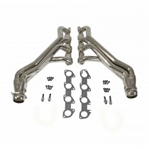 "BBK 1-3/4"" Full Length Headers - Chrome (06-08 Challenger, Charger 5.7L)"