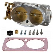 BBK Twin 62mm Throttle Body (96-01 Cobra, 03-04 Mach 1, Bullitt) 1705