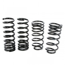 BBK Progressive Rate Lowering Spring Kit (79-04 Mustang V8) 2501