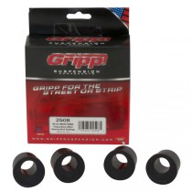 BBK Performance Offset Steering Rack Bushing Kit (1986-04 Mustang) BBK 2508