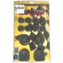 BBK Front End Polyurethane Bushing Kit (94-98 Mustang Cobra)