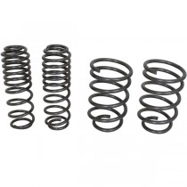 BBK Progressive Rate Lowering Spring Kit (05-10 Mustang GT) 2547