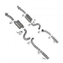 USED BBK Performance Varitune Cat Back Exhaust Kit (87-93 Mustang LX, Cobra, 94-04 GT) 3001-U