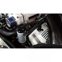 JLT Oil Separator Version 3.0 Driver Side (07-14 Mustang GT500)