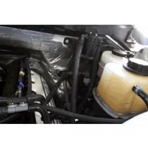JLT Oil Separator V3.0 Driver Side (11-17 F150) Black