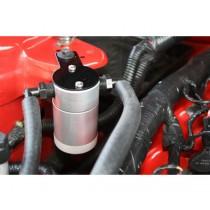 JLT Oil Separator Version 3.0 Passenger Side (99-04 Mustang Cobra, Mach1)