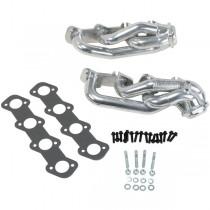 "BBK 1-5/8"" Shorty Headers - Silver Ceramic (97-02 F-150 4.6L) 35150"