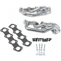 "USED BBK 1-5/8"" Shorty Headers - Silver Ceramic (97-02 F-150 4.6L)"