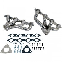 "BBK 1-3/4"" Shorty Headers - Chrome (01-02 Camaro/Firebird LS1) 4003"
