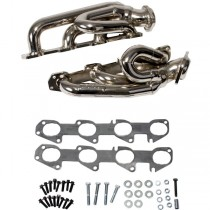 BBK Shorty Headers - Chrome (09-17 Ram 5.7L)