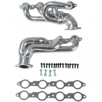 "BBK 1-3/4"" Shorty Headers - Coated (10-15 Camaro SS)"