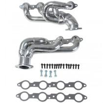 """BBK 1-3/4"""" Shorty Headers - Coated (10-15 Camaro SS)"""